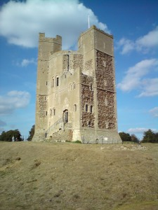 Orford Castle Keep