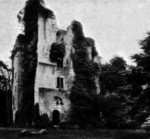 Wardour Castle