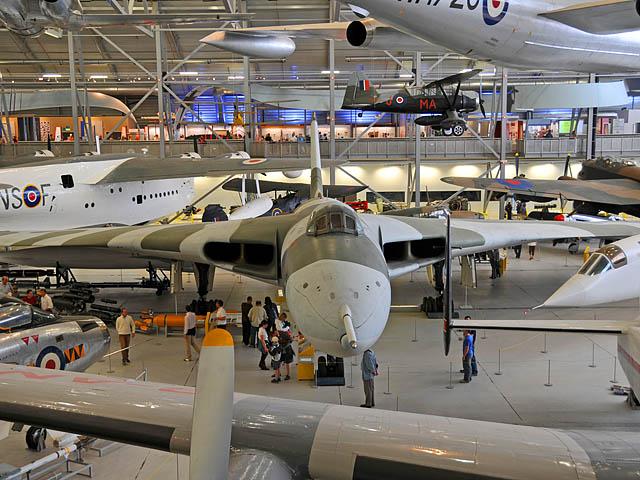 Airspace Hangar, Duxfo...