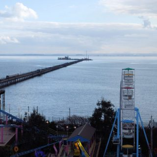 Southend Pier - © Copyright william http://www.geograph.org.uk/photo/1164690